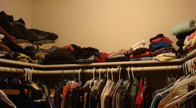 Closet Clutter Control #2: Managing Your Hang-ups