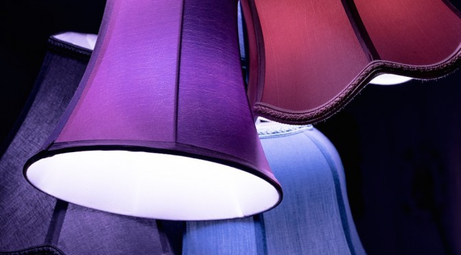 The Right Lampshade For Every Lamp #2: Specifics About Size & Shape